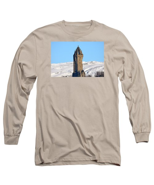 The National Wallace Monument Long Sleeve T-Shirt