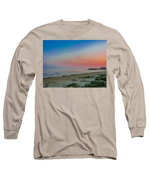 Long Sleeve T-Shirt featuring the photograph The Night Before Rita by Karen Musick