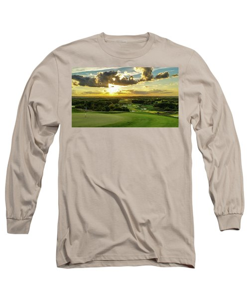 The Ninth Hole II Long Sleeve T-Shirt