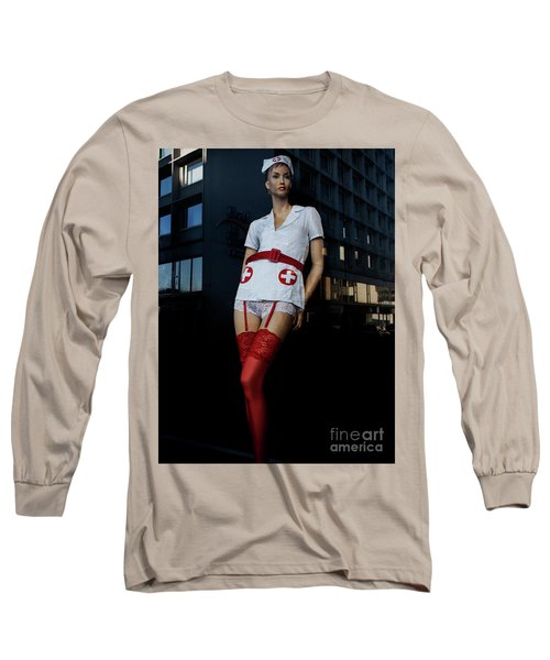 The Nurse Long Sleeve T-Shirt