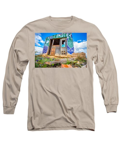 The Old Abode. Long Sleeve T-Shirt