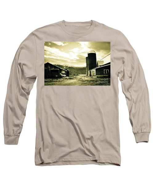 The Old Farm Long Sleeve T-Shirt