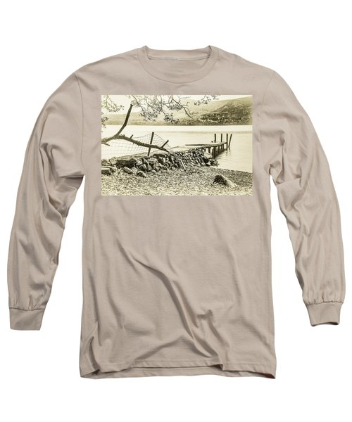 The Old Jetty Long Sleeve T-Shirt