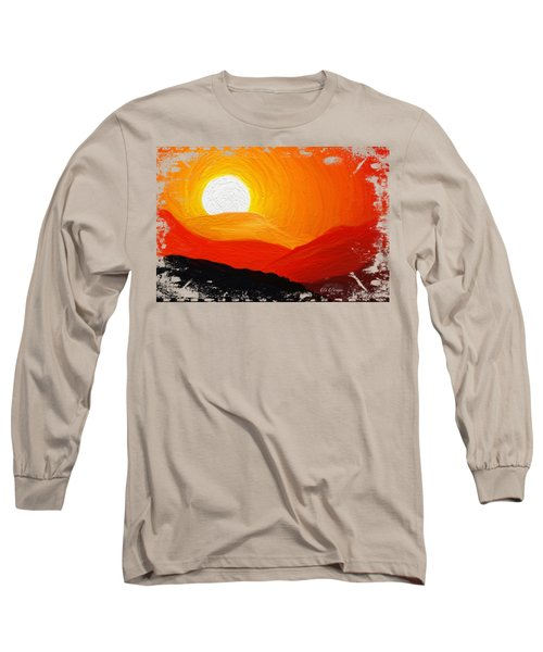 The Painted Desert Signature Series Long Sleeve T-Shirt