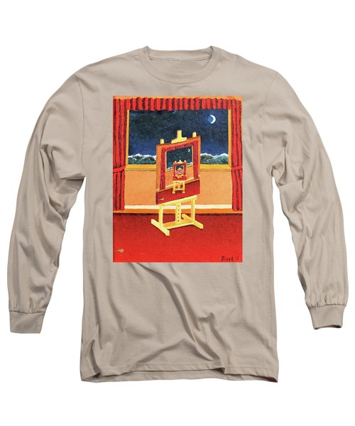 The Paintings Within Long Sleeve T-Shirt