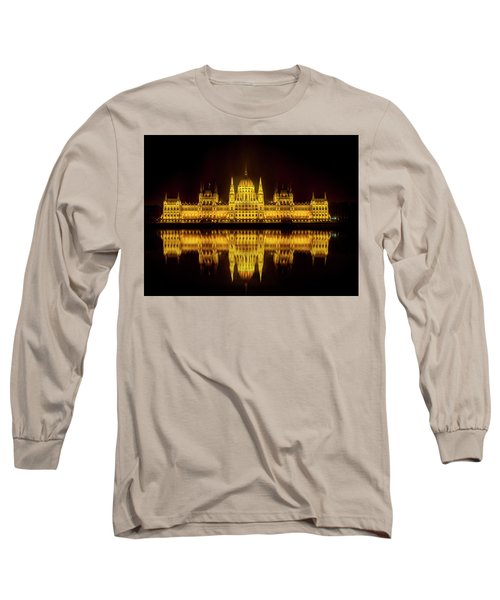 The Parliament House Long Sleeve T-Shirt