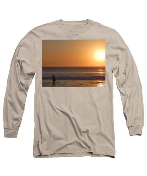The Passenger Summer Long Sleeve T-Shirt by Beto Machado