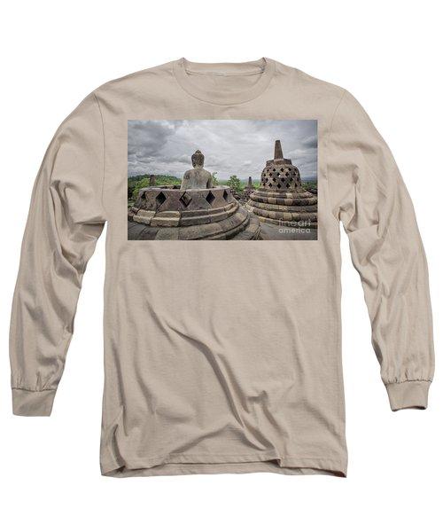 The Path Of The Buddha #5 Long Sleeve T-Shirt