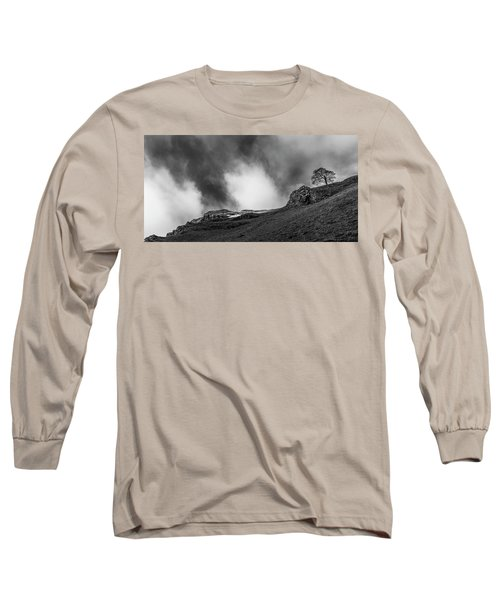 The Peak Tree Long Sleeve T-Shirt