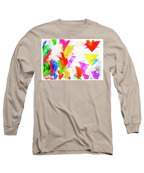 The Pennants At Mango Cafe Long Sleeve T-Shirt