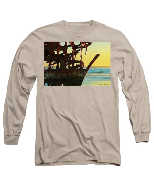 The Peter Iredale 4 Long Sleeve T-Shirt