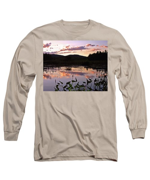The Poetry Of Twilight Long Sleeve T-Shirt