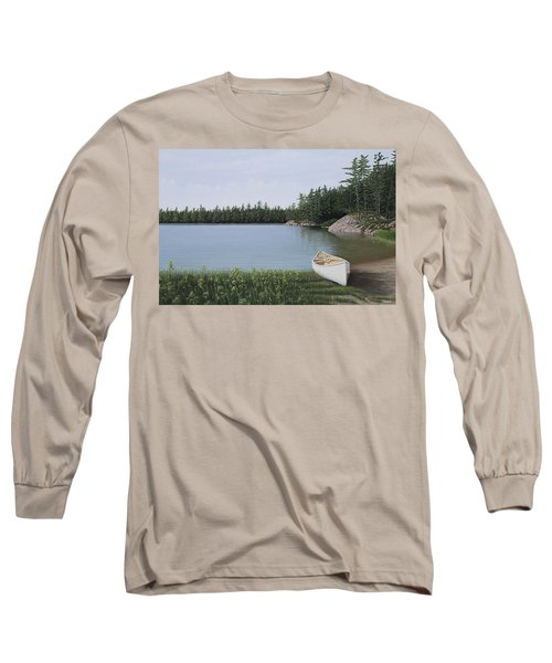 The Portage Long Sleeve T-Shirt