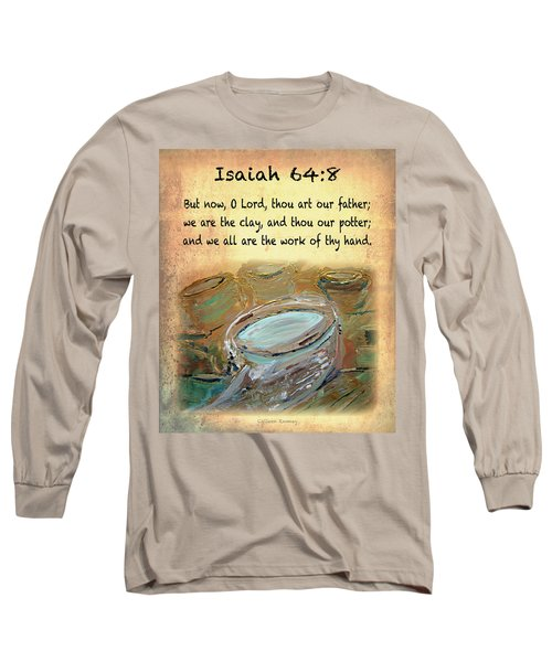 The Potter Bible Verses Long Sleeve T-Shirt