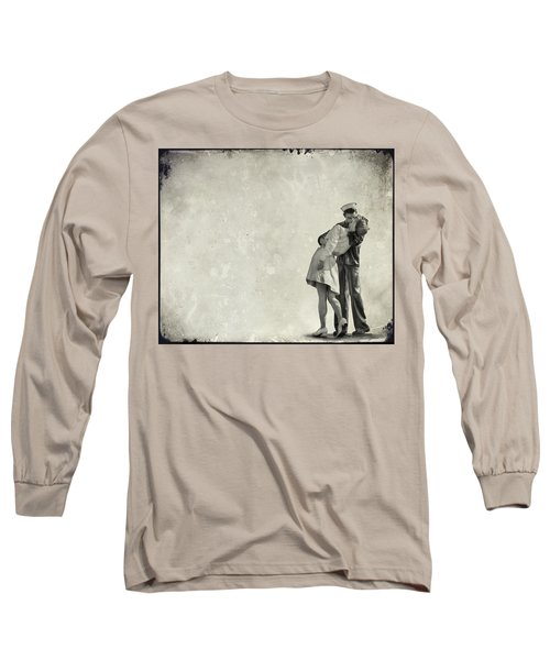 The Power Of A Kiss Long Sleeve T-Shirt