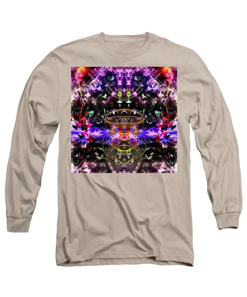 The Power Of Butterfly Lake Long Sleeve T-Shirt