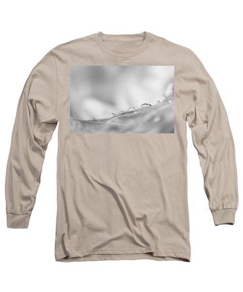The Quiet Moments Between Breaths Long Sleeve T-Shirt