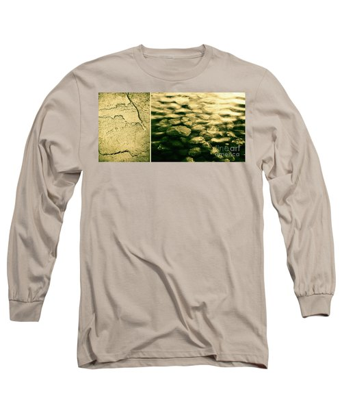 The Quiet Underneath Long Sleeve T-Shirt