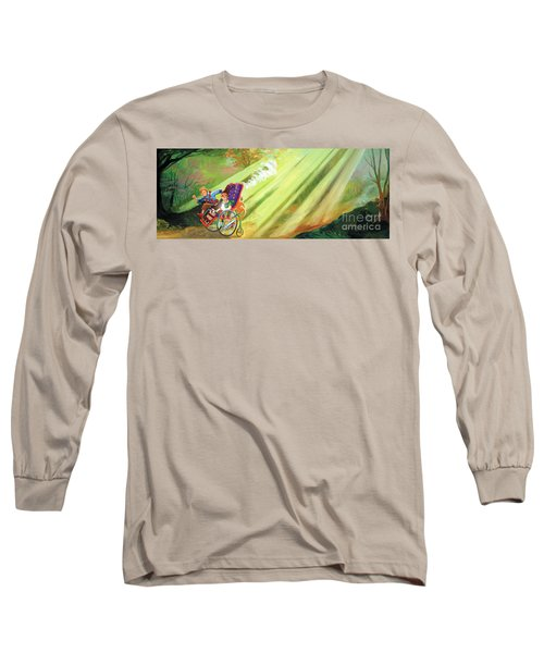 The Race Long Sleeve T-Shirt