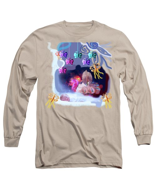 The Real Little Baby Dream Long Sleeve T-Shirt