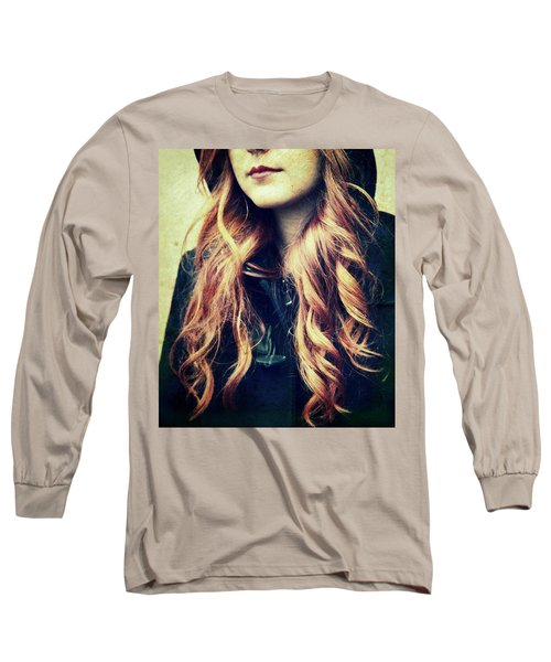 The Red-haired Girl Long Sleeve T-Shirt
