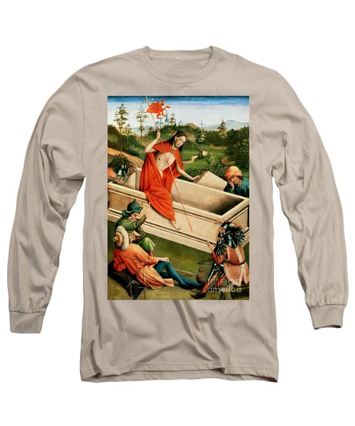 The Resurrection Long Sleeve T-Shirt