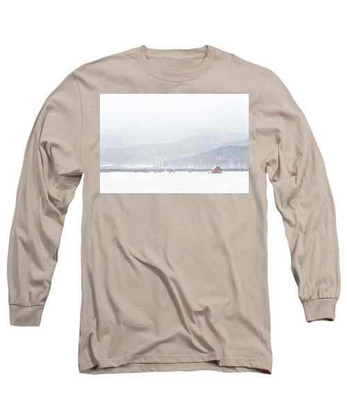The Rise Of Winter Long Sleeve T-Shirt