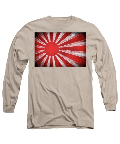 The Rising Sun Long Sleeve T-Shirt by JC Findley