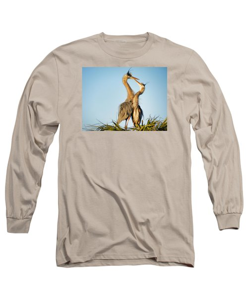 The Ritual Long Sleeve T-Shirt