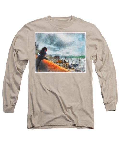 The River Exe Long Sleeve T-Shirt