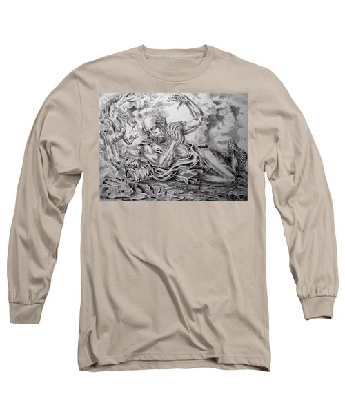 On The Road To Damascus Long Sleeve T-Shirt