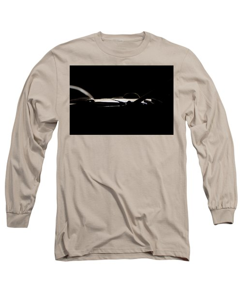 The Roof Long Sleeve T-Shirt by Paul Job