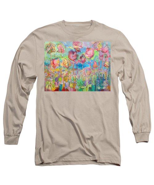 The Rose Garden, Love Wins Long Sleeve T-Shirt