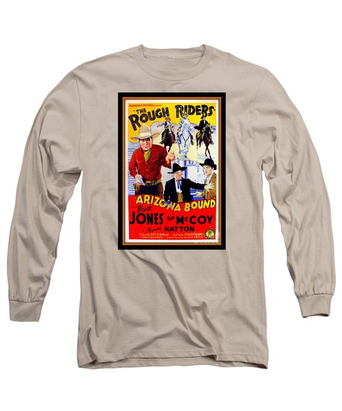 The Rough Riders Long Sleeve T-Shirt