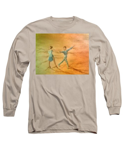The Rumba Extension Long Sleeve T-Shirt
