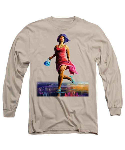 The Runner Long Sleeve T-Shirt
