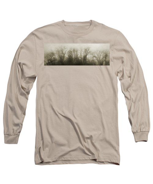 The Secrets Of The Trees Long Sleeve T-Shirt