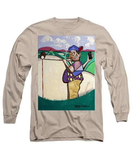 The Seventh Hole I Did It My Way Long Sleeve T-Shirt