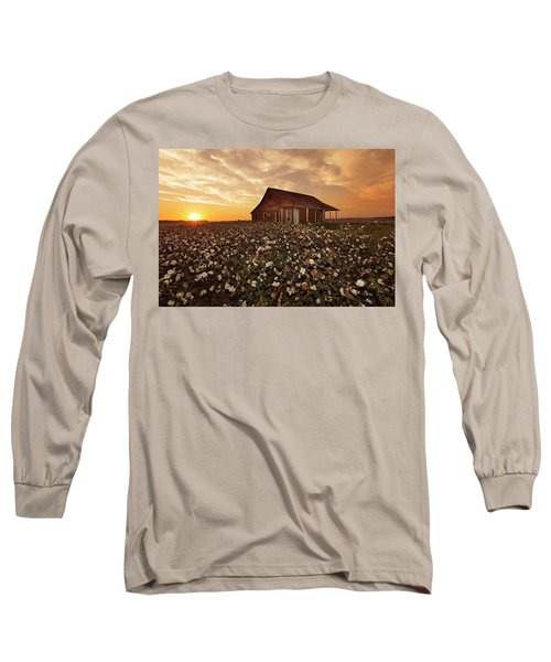 The Sharecropper Shack Long Sleeve T-Shirt