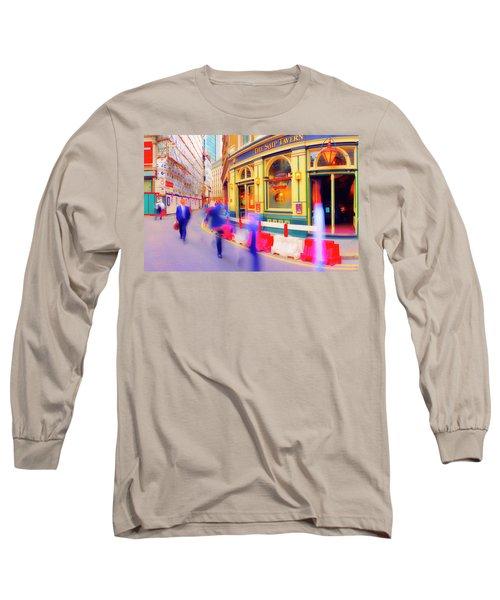 The Ship Long Sleeve T-Shirt