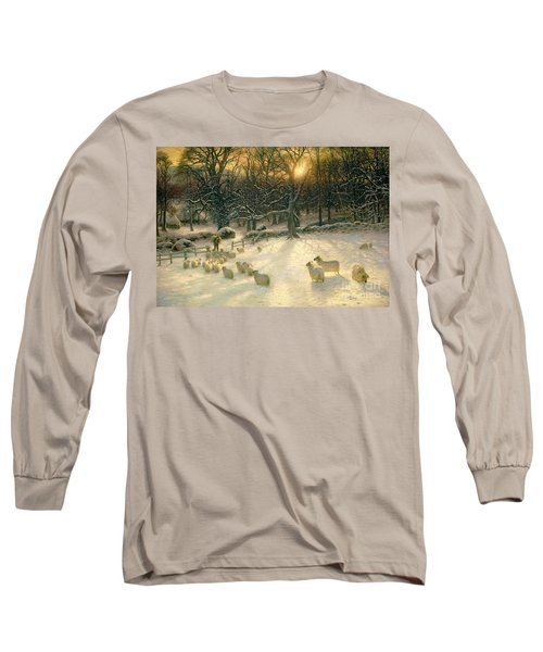 The Shortening Winters Day Is Near A Close Long Sleeve T-Shirt