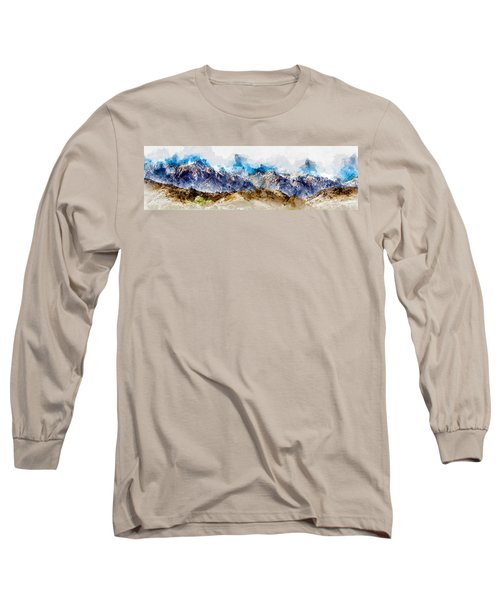 The Sierras Long Sleeve T-Shirt