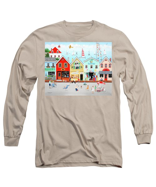 The Singing Bakers Long Sleeve T-Shirt