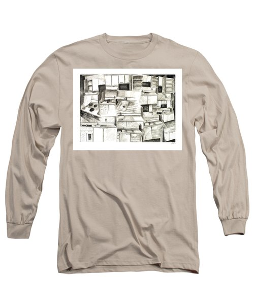 The Sink Exploded Long Sleeve T-Shirt