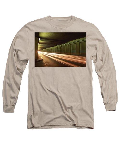 The Speed Of Lights Long Sleeve T-Shirt
