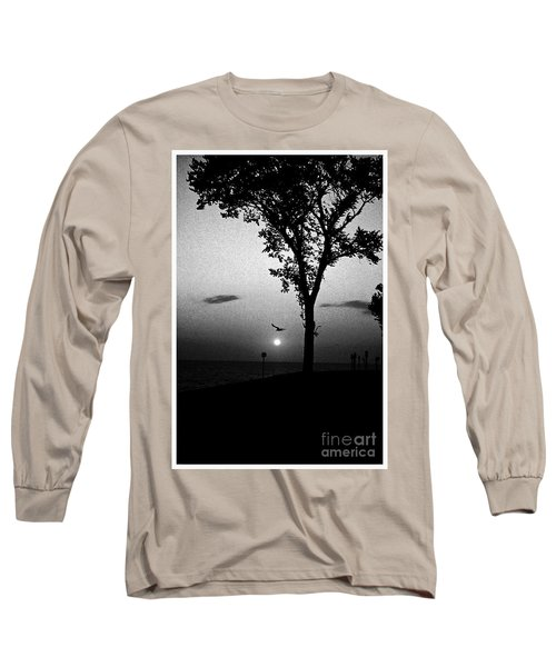 The Spirit Of Life Long Sleeve T-Shirt
