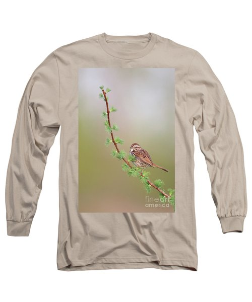 The Spring. Long Sleeve T-Shirt