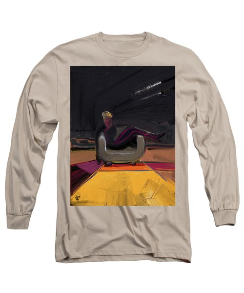 The Spy Long Sleeve T-Shirt