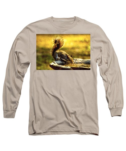 The Squirrel Long Sleeve T-Shirt