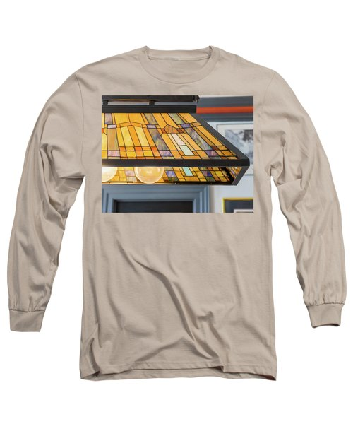 The Stained Glass Long Sleeve T-Shirt